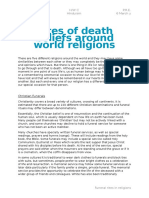 P.R.E. Death Religion Rites.word