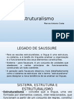 Estruturalismo (1)