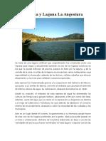 Represa y Laguna La Angostura