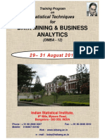 DMBA 12 Brochure