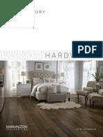 Mannington Hardwood Brochure Adams Family Floors