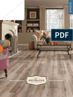 Mannington Restoration Collection Brochure Adams Family Floors
