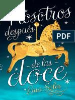 Nosotros Despues de Las Doce - Laia Soler