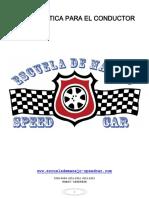 Manual Speedcar