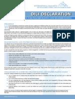 Dili Declaration ENG