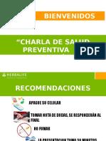 01 - Charla Casera