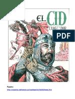El comic del Cid