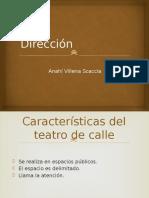 Características Del Teatro de Calle