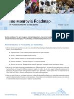 Monrovia Roadmap