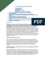 Curso Anestesia y Analgesia Por Acupuntura (37 Pag)