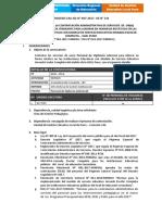 Personal de Vigilancia Itinerante Para Loborar en Horarios Rotativos en Las Iiee Jec