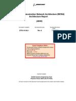 Mcna Architecture d794-10184-1 Rev A