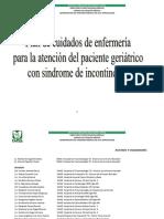 geriatria Sx Incontinencia