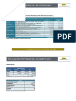 Catalogo de Exportadores