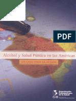 Organizacion Panamericana de La Salud-Alcohol y Salud Publica en Las Americas_ Un Caso Para La Accion (Spanish Edition) (2007)