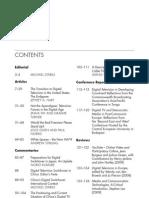 International Journal of Digital Television