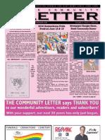 The Community Letter June 2010