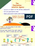 Punctuation Presentation