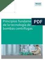 Principios Fundamentales de La Tecnología de Las Bombas Centrífugas - WILO