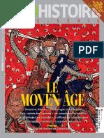 Géo Histoire Hors-Série N°1 - Le Moyen Âge