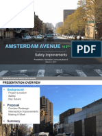 Amsterdam Bike Lane Presentation 3/2