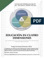 Fadel Educacion en Cuadro Dimensiones