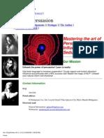 (ebook - pdf - self-help) Ph D Of Persuasion