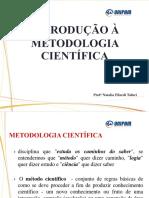 Metodologia Científica Rossana
