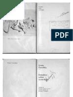 Panofsky Erwin - Estudios Sobre Iconologia