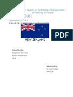 OB Assignment Newzealand