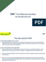 TMP (the millionaire portfolio) - An Offline PMS (an introductory kit)