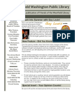 July 2010 Newsletter