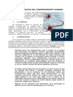 Factores Biologicos Del Comportamiento