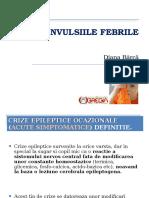 CURS 8.1-Convulsii Febrile