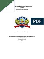 Panduan Skripsi Sistem Informasi Ta 20152016