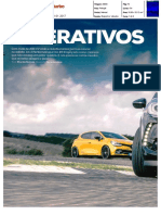 "NOVO RENAULT CLIO R.S. TROPHY FRENTE AO DS 3 PERFORMANCE NA ""TURBO"""