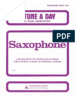 A Tune a Day for Saxophone Book 02(2)