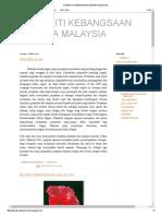 3 Identiti Kebangsaan Negara Malaysia