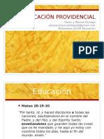 Educacion Providencial