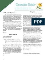 BADP Newsletter 4-2010