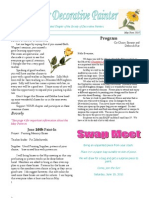 BADP Newsletter Issue 3-2010