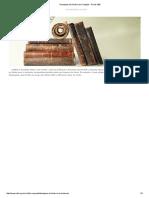 Destaques Da História Da Tradução - Portal SBB
