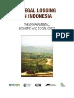 Indonesia Illegal Logging