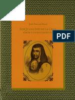 Sor Juana Ines de La Cruz Amor y Conocimiento Seleccion