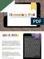 Elementary iPad 20