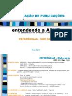 ABNT 6023 - referências