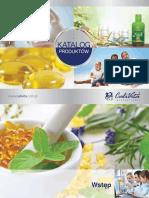 Calivita Polska Katalog 2016
