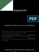 Coagulación, Inflamación, Filtración Glomerular