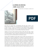Narracion de La Leyenda de Curayacu Pomabamba Ancash Perú