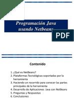 Programación en Java Usando NetBeans